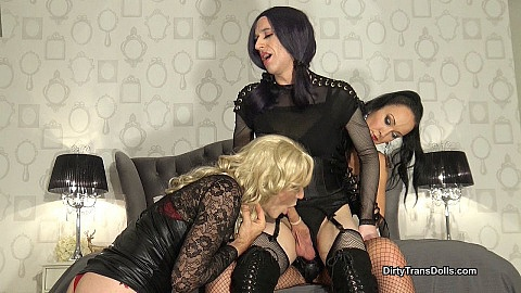 Bisexual sissy domination part 2
